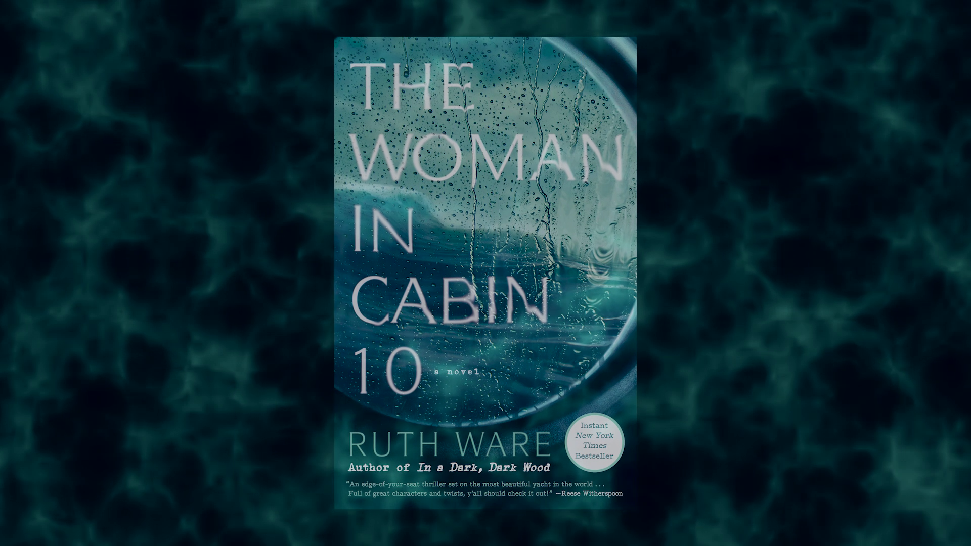Inspirations for THE WOMAN IN CABIN 10