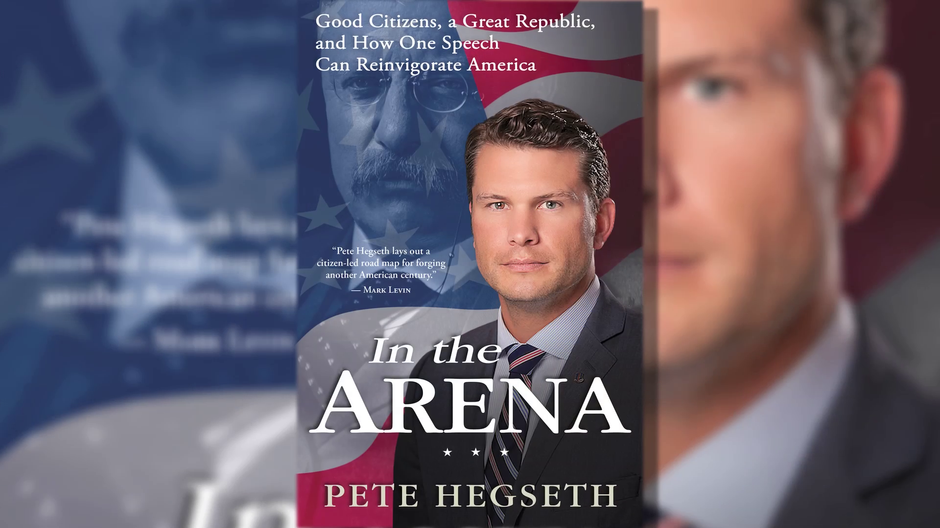 Fox News Contributor Pete Hegseth finds motivation IN THE ARENA