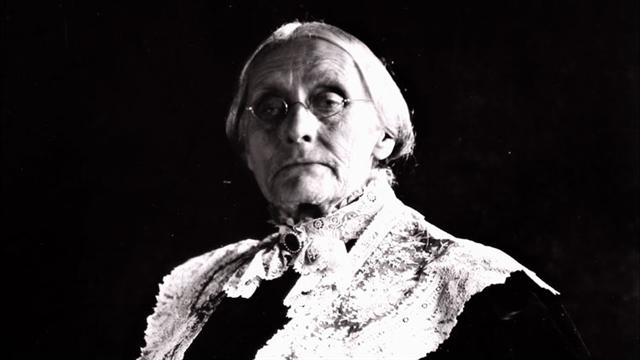 an analysis of susan b anthony as a influential figure Susan b anthony: the rhetorical strategy of her constitutional argument analysis of 'the speech [arch 11, 1873, susan b anthony in preparation for her trial for.