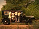 The Maharajas' Motor Car