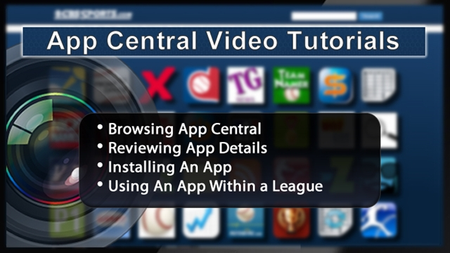 App Central Tutorial