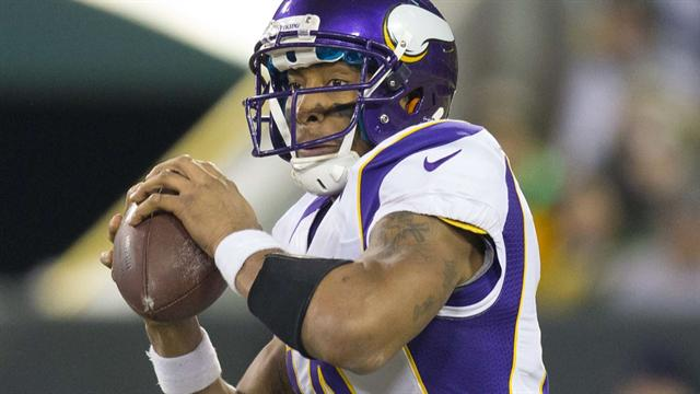 Lead Off: QB Joe Webb transitions to WR