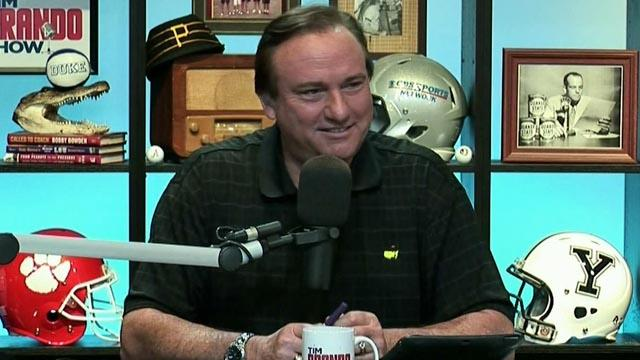 Tim Brando Show: Larry Conley remembers Fred White