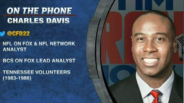 Tim Brando Show: Charles Davis on Big Ten conference schedule