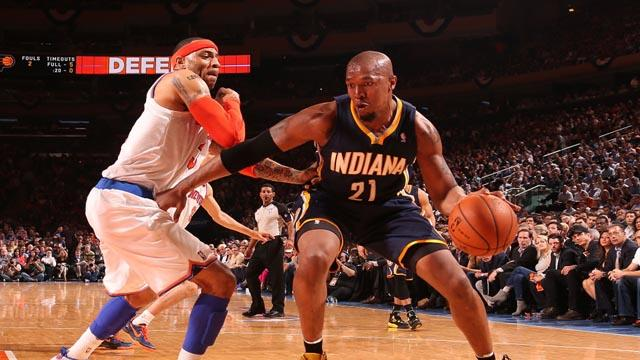Jim Rome Show: Pacers can't close