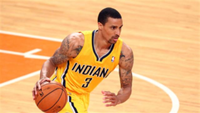 Lead Off: George Hill must pass concussion test