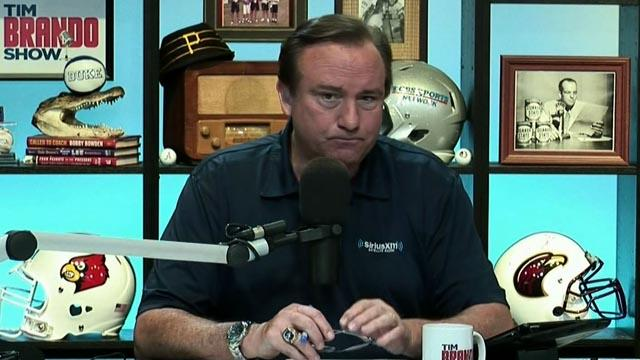 Tim Brando Show: Mike DeCourcy talks Andrew Wiggins going to Kansas