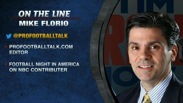 Tim Brando Show: Mike Florio on Rolando McClain