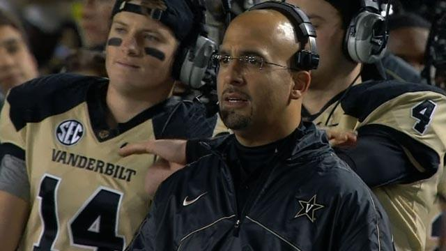 Tim Brando Show: James Franklin talks Vanderbilt football