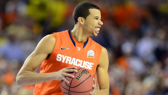 NBA Draft: Michael Carter-Williams at 2013 NBA Combine