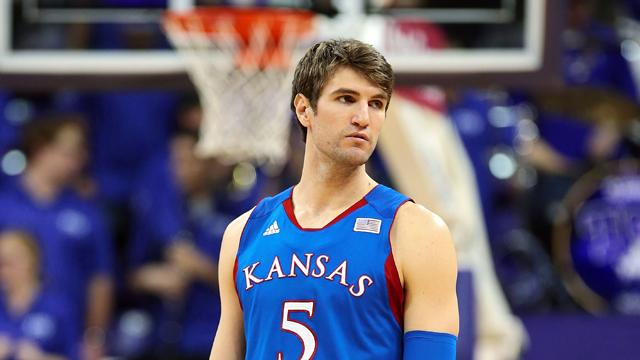 NBA Draft: Jeff Withey at 2013 NBA Combine