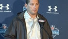 Jim Schwartz at the NFL Combine