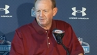 Chan Gailey at the NFL Combine
