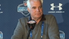 Mike Smith at the NFL Combine