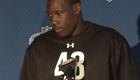Jason Pierre-Paul at the NFL Combine