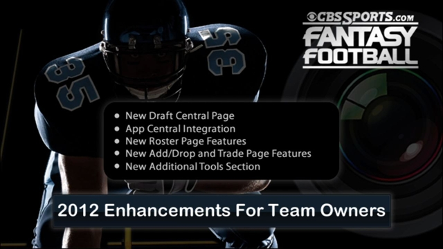 Enhancements for Team Owners