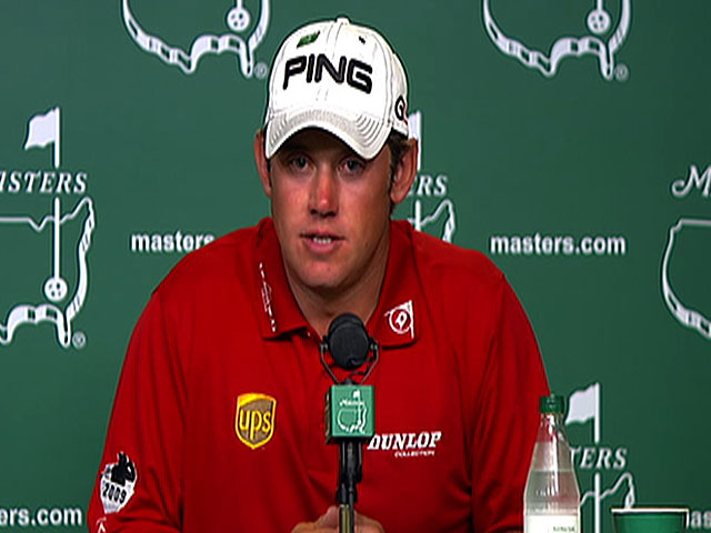 Lee Westwood Finishes Second
