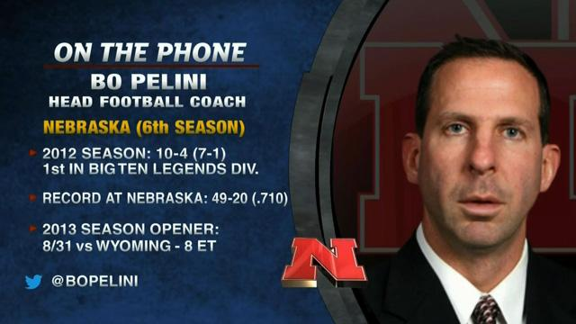 Tim Brando Show: Bo Pelini talks Nebraska football