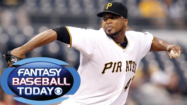 Fantasy Baseball Today: Week 9 two-start pitchers: Francisco Liriano (5/24)