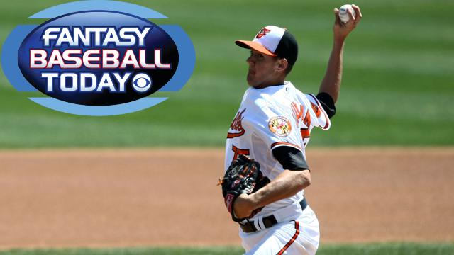 Fantasy Baseball Today: News & notes: Kevin Gausman (5/24)
