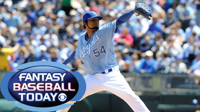 Fantasy Baseball Today: Week 9 two-start pitchers: Ervin Santana (5/24)