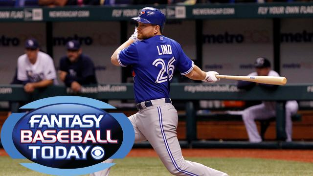 Fantasy Baseball Today: Adam Lind