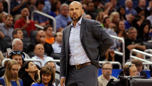Has Jason Kidd coached his last game with the Nets?