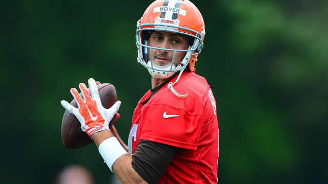 Brian Hoyer seeking contract extension
