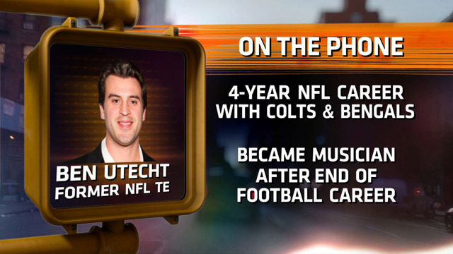 Ben Utecht on concussions and life after football