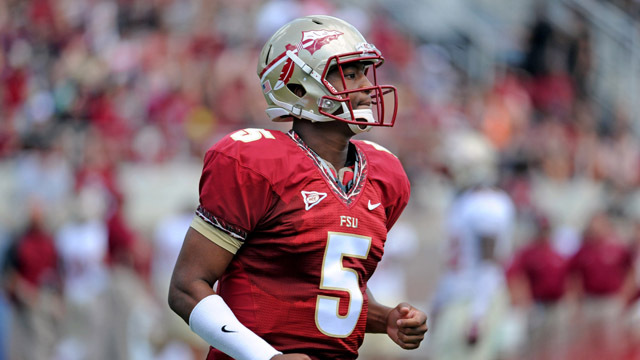 Winston reportedly cuffed in 2012 pellet gun incident