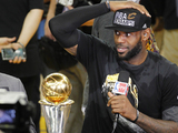 NBA Crossover: LeBron now etched on NBA's mount rushmore?