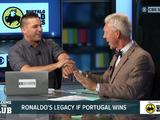 Ronaldo's legacy vs France's legacy