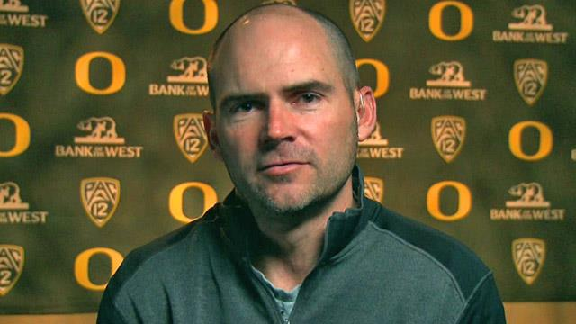 Mark Helfrich on whether or not Oregon is regressing thumbnail