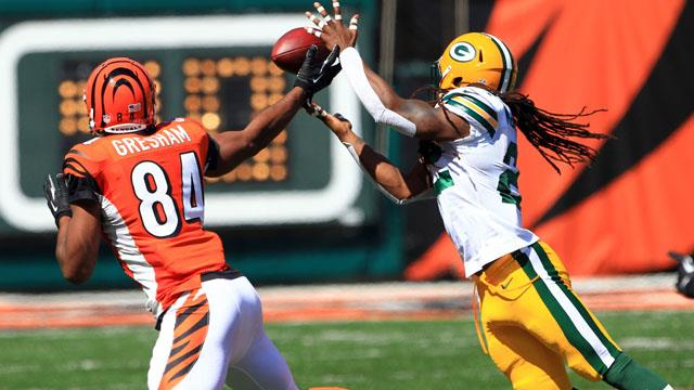 Packers at Bengals recap