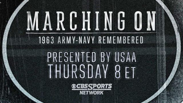 Marching On: 1963 Army-Navy Remembered