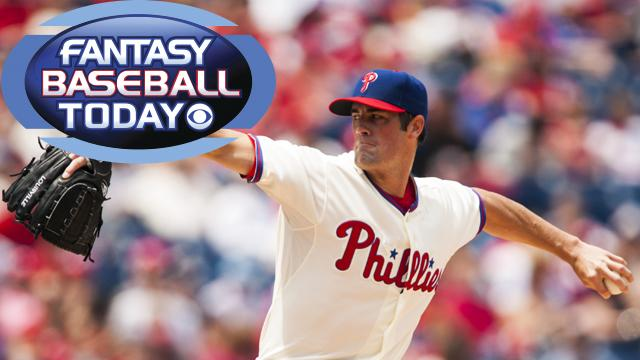 Week 8 two-start pitchers: Cole Hamels (5/17)