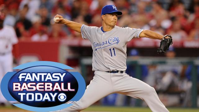 Week 8 two-start pitchers: Jeremy Guthrie (5/17)
