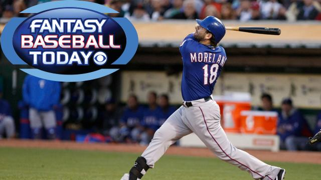 News &amp; notes: Mitch Moreland (5/17)