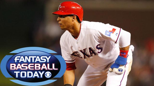 Fantasy Baseball Today: League Leaders: Leonys Martin (5/17)