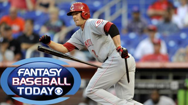 Fantasy Baseball Today: Roster trends: Zack Cozart/Josh Rutledge (6/18)