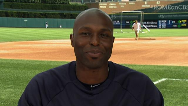 Jim Rome Show: Torii Hunter on his baseball career
