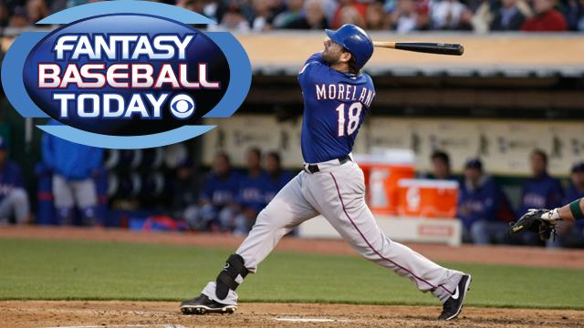 Fantasy Baseball Today: Who we're adding/dropping (5/20)