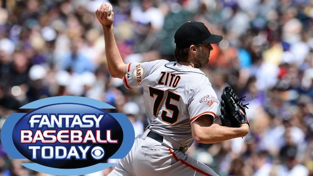 Fantasy Baseball Today: Roster trends: Barry Zito (5/20)