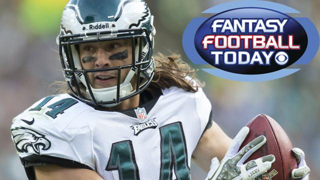 Fantasy Football Today: WR Rankings (12/13)
