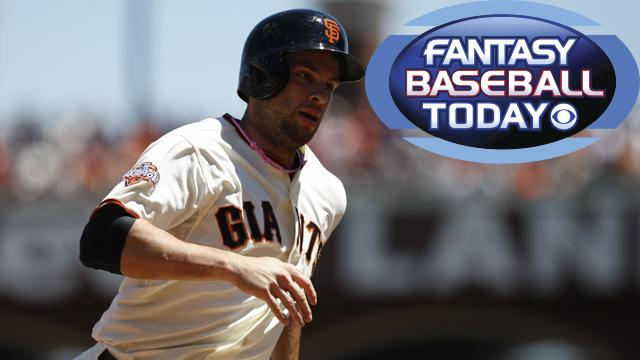 Fantasy Baseball Today: News & notes: Brandon Belt (5/21)