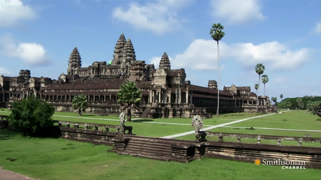 primetime: Angkor: Land of the Gods - A Digital Reconstruction of Angkor Wat