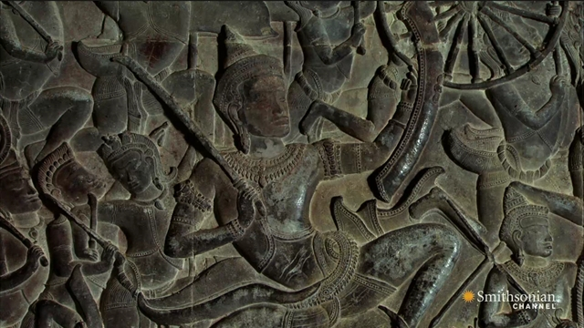 primetime: Angkor: Land of the Gods - The Longest Bas Relief in the World