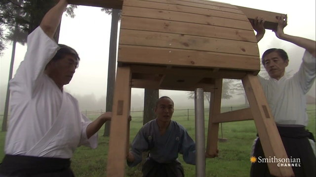 primetime: Japanese Bow: Built to Kill - Unshakable on a Galloping Horse