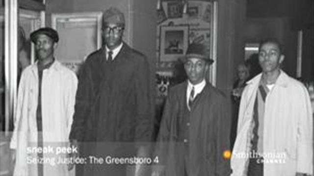 Seizing Justice The Greensboro 4