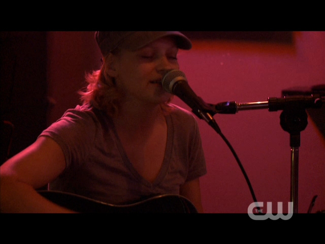 One Tree Hill Behind The Scenes - Open Mic Night